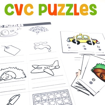 CVC Puzzles Education to the Core