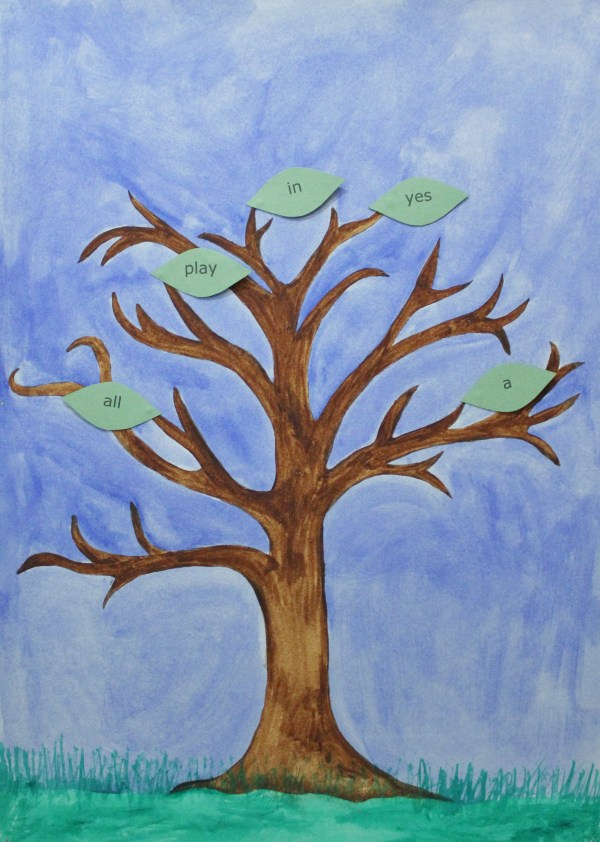 Words for Tree with Leaves