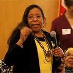 Carol Solomon speaks during the 2014 Excellent Schools Now (ESN) Legislative Luncheon.