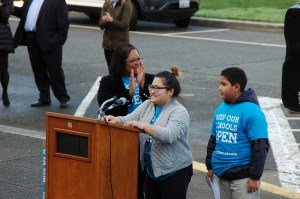 A public charter schools teacher, student and parent tell their stories
