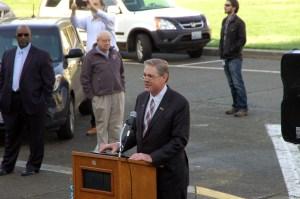 Rep. Bob McCaslin (R-4) shares his experiences as a public school teacher