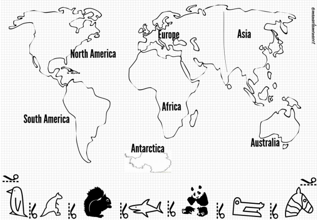 world-map-with-animals-for-children