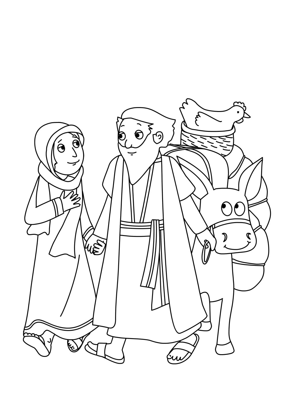 medium resolution of Abraham And Sarah Worksheets   Printable Worksheets and Activities for  Teachers