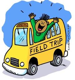 field trip clipart [ 2192 x 2375 Pixel ]