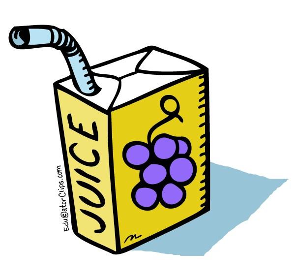 juice box clip art