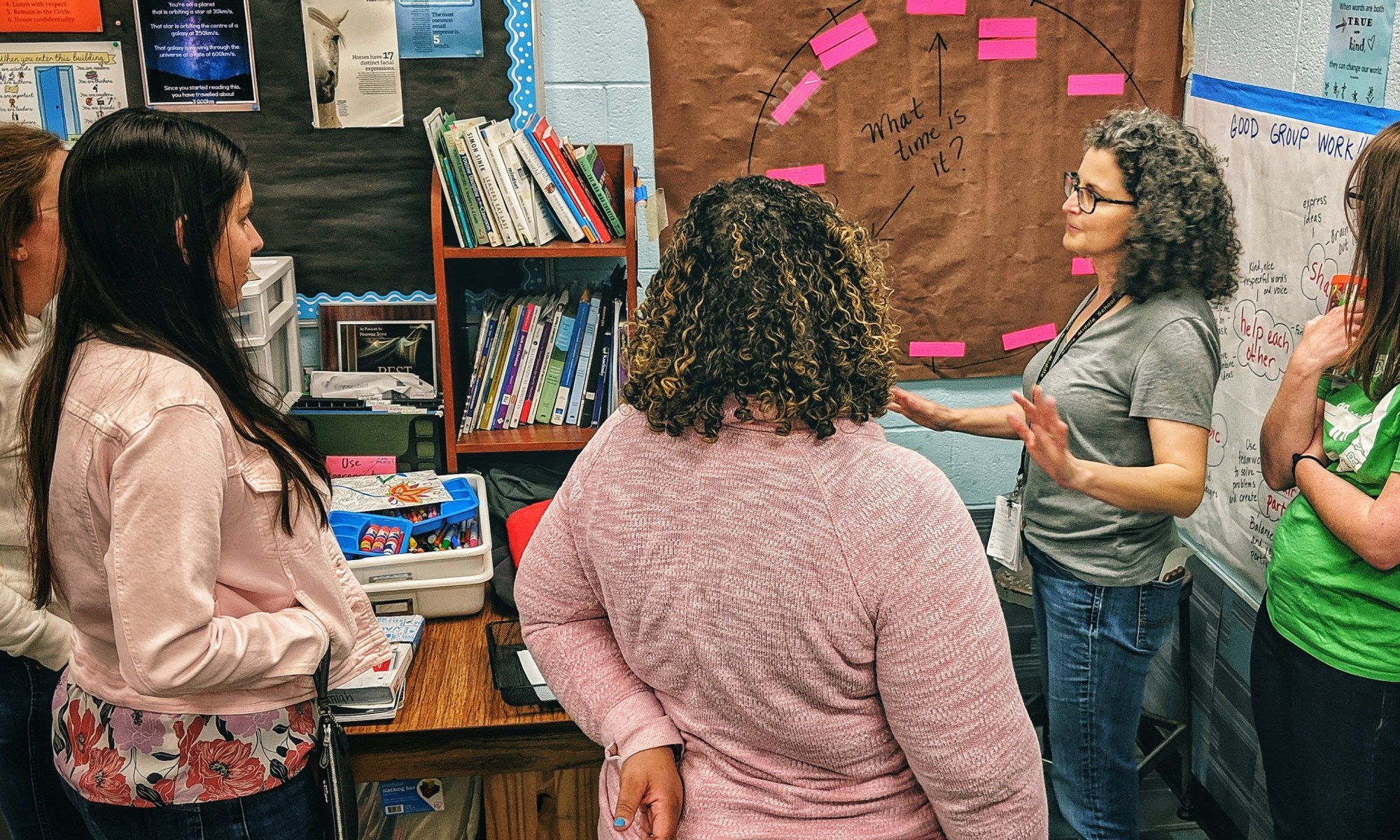 Educators' Cooperative Teachers Collaborate