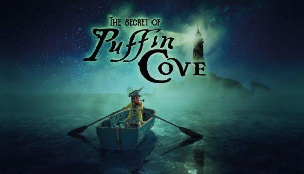 Secret of Puffin Cove app cover.