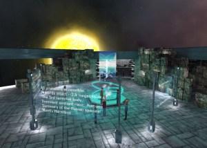 Exploring immersive educational worlds in AltspaceVR