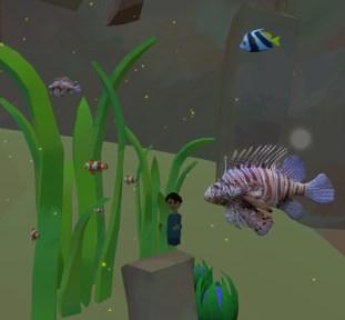 Educators in VR Rental World - EDVR Underwater 3