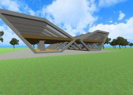 Educators in VR Rental World - Open Air 2