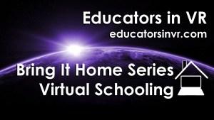 Educators in VR Virtual Schooling Team Project.
