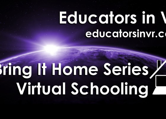 Educators in VR Virtual Schooling Team Project.