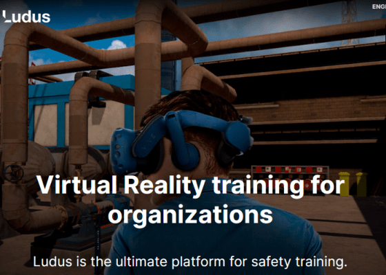 Ludus VR Training Platform Medical Healthcare