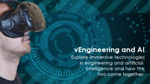 Educators in VR vEngineering and AI Team Project.
