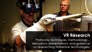 Educators in VR VR Research Team
