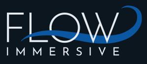 Flow Immersive Logo.