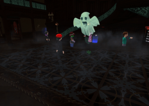 Halloween haunted mansion ghost 2020 (Small)