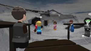 EDVR Virtual Schooling Team - Around the World event exploring landmarks and history.