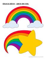 Couleur D Un Arc En Ciel : couleur, Arcs-en-ciel,, Activités, Enfants., Educatout