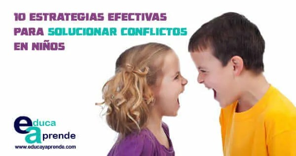 solucionar conflictos