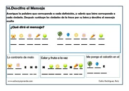 DESCIFRA EL MENSAJE_014
