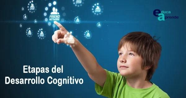desarrollo cognitivo en primaria