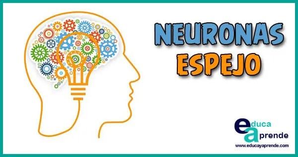 neuronas espejo, aprendizaje vicario