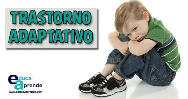 Trastorno Adaptativo en niños