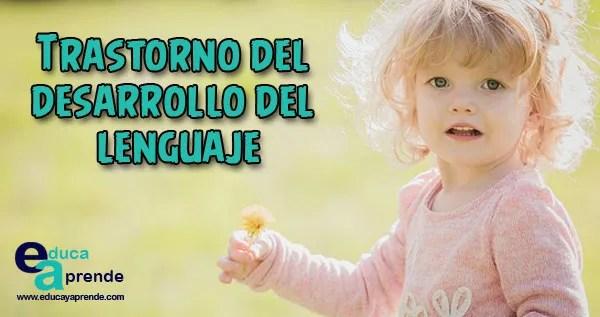 Trastorno del desarrollo del lenguaje