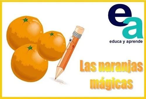 Cuento de la naranja