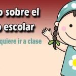 Cuento sobre el acoso escolar: Marina no quiere ir a clase