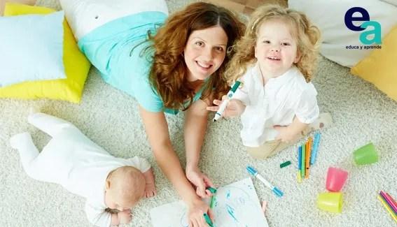 motricidad del bebé, psicomotricidad, estimulación bebé, familia, mamá, maternidad, bebé