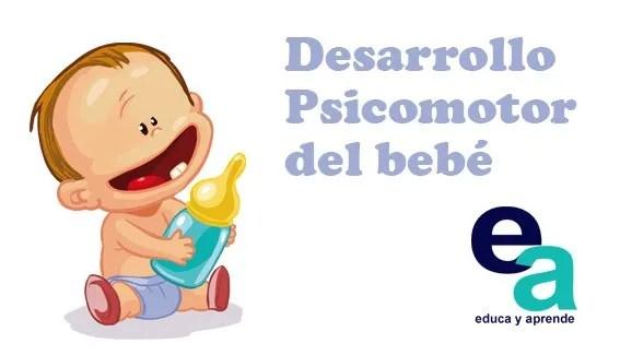 desarrollo psicomotor del bebé