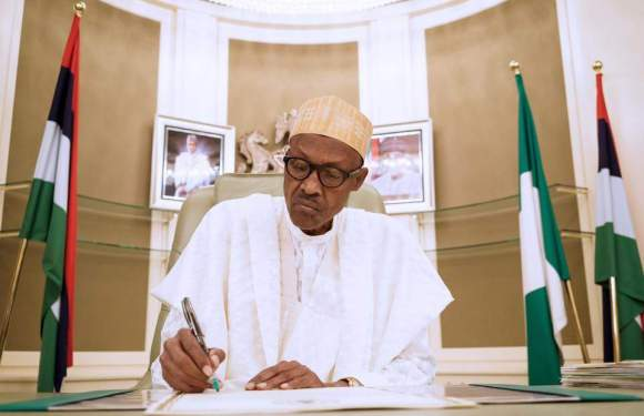 ​Buhari signs bill for the establishment of University of Petroleum Resources in Effurun, Delta State