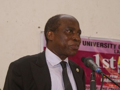 UNILAG VC harps on interdisciplinary research to drive development