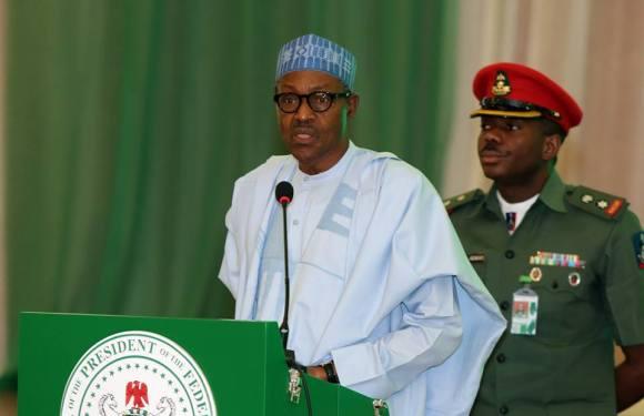 Buhari promises to rescue lone Dapchi school Girl, Leah Sharibu