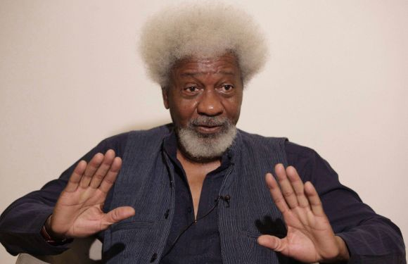 Soyinka goes back to Trump's America, to speak at Harvard