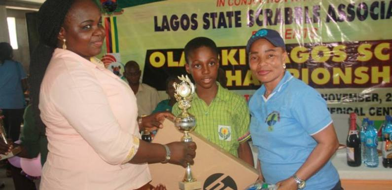 Lagos Model College wins scrabble championship