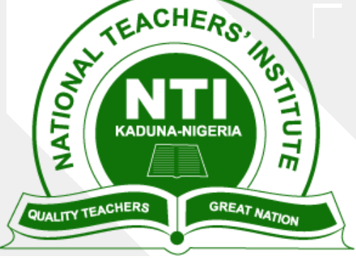 List of Courses offered in the NTI PGDE programme