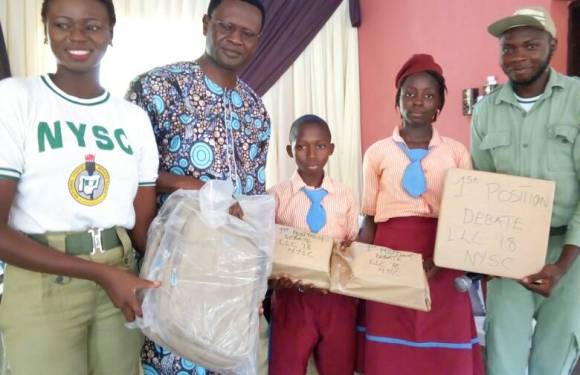 Corps member organises literacy contest for secondary school students