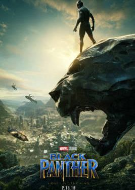 An international relations narrative of the Black Panther movie