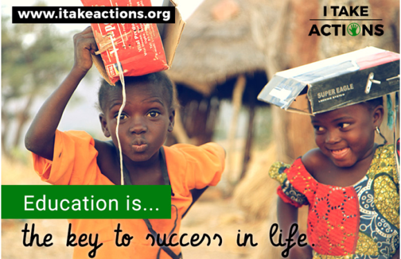 iTakeActions to improve government-citizens' feedback mechanism on education