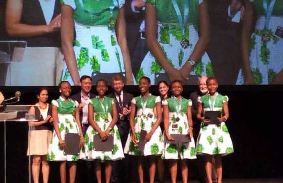 These school girls made Nigeria proud in global tech competition
