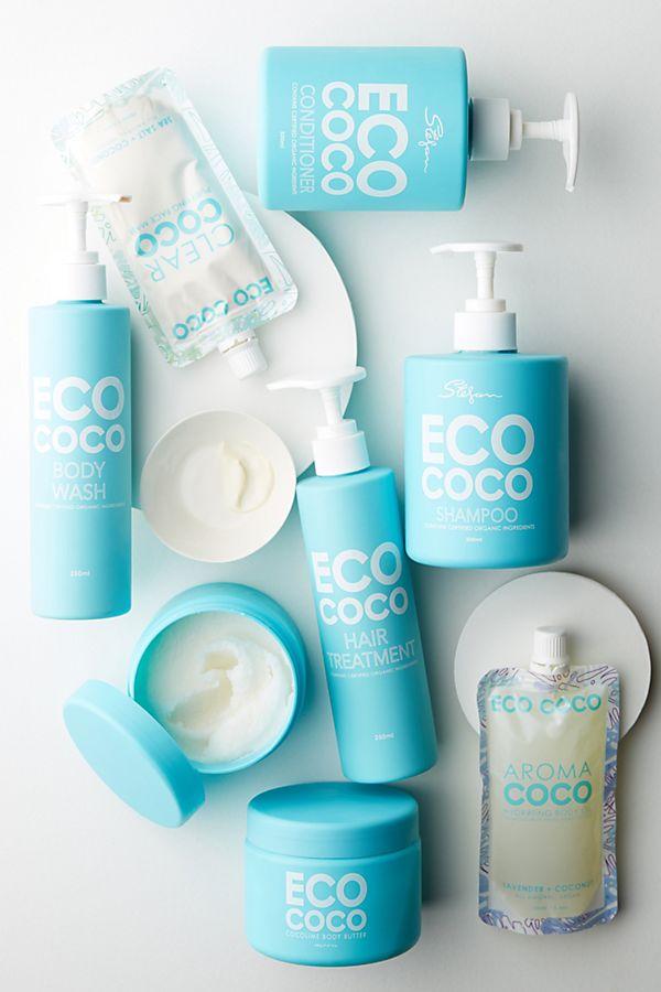 Aroma Coconut  Lavender Hydrating Body Oil  Ecococo