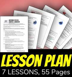 Life Skills Lesson Plans / Character Education Lesson Plans for students [ 1024 x 1024 Pixel ]