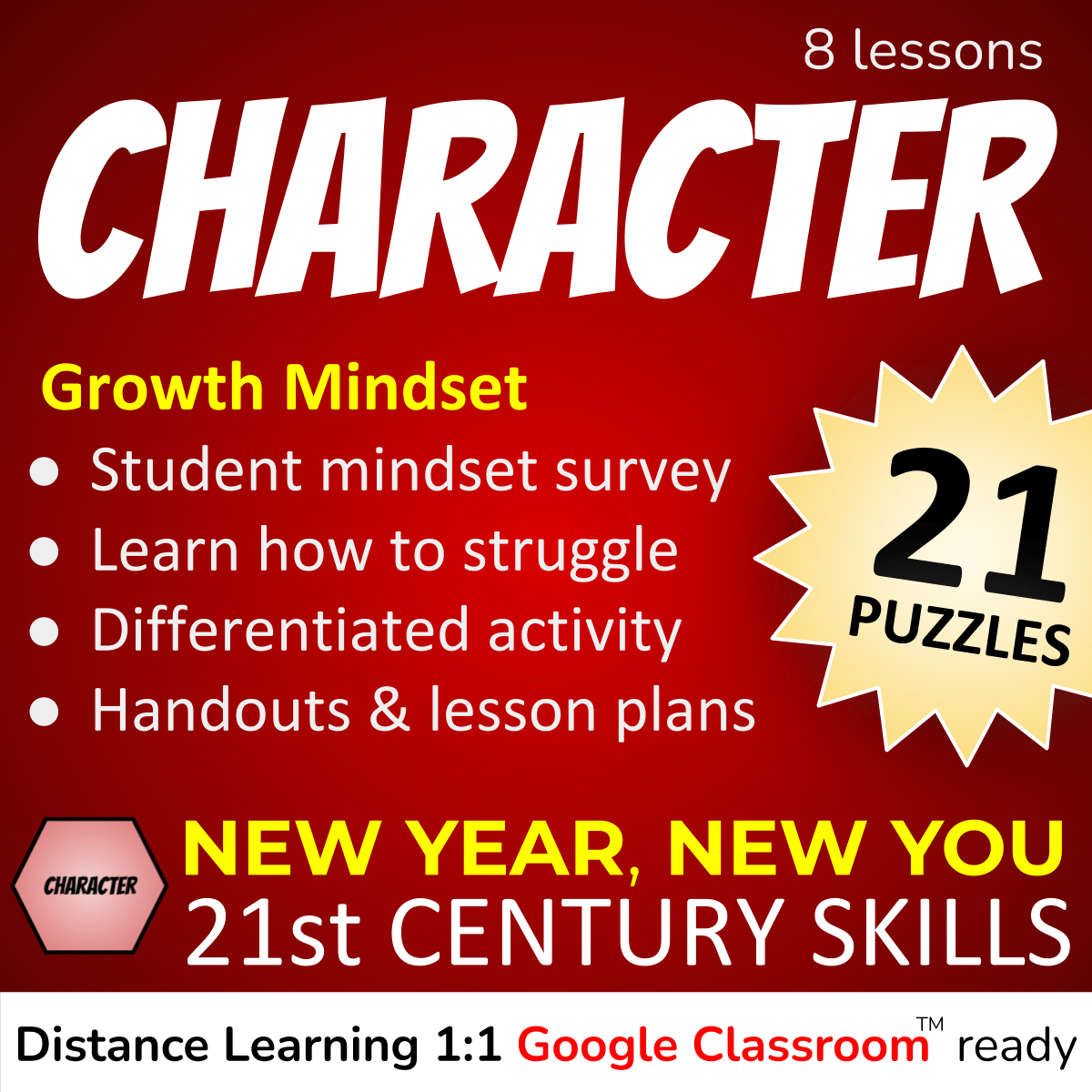 Life Skills Lesson Plans / Character Education Lesson Plans for students [ 1200 x 1200 Pixel ]