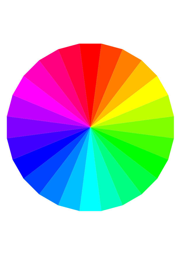 Les Couleur De L'arc En Ciel : couleur, l'arc, Image, Couleurs, L'arc-en-ciel, Images, Gratuites, Imprimer, Dessin, 26294