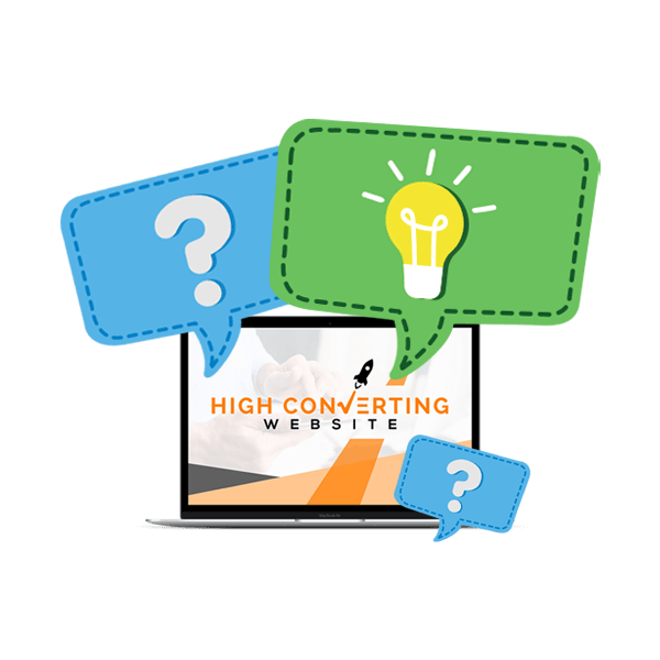 Konsultasi High Converting Website