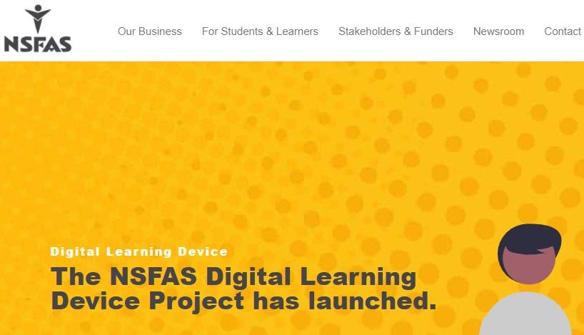 NSFAS Student Portal Login 2021