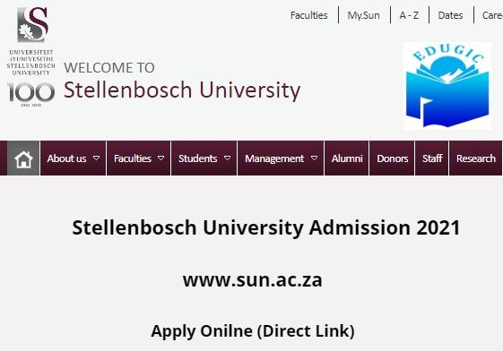 SUN Application 2022